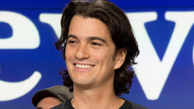 WeWork story getting a Hollywood adaption