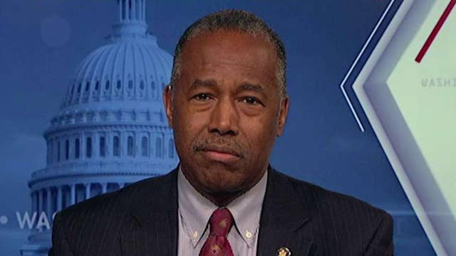 Ben Carson on homelessness: Compassion isn't leaving people on the streets