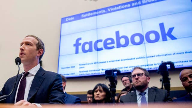 Peter Thiel at the center of internal divisions at Facebook over politics