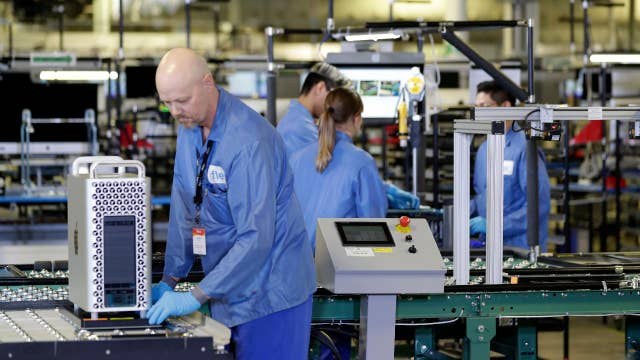 We have to get trade priorities settled: National Association of Manufacturers CEO