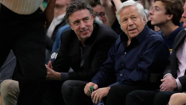 Robert Kraft on Israel: Stopping anti-Semitism is a 'bipartisan issue'