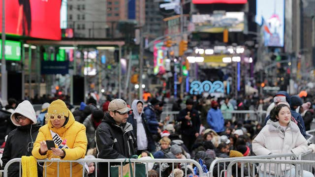 NYPD using drones to ramp up security for New Year's at Times Square