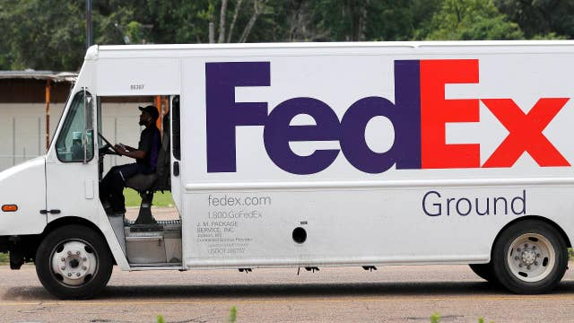 Amazon bans FedEx ground shipping for small businesses