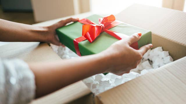 Regifting holiday presents: are you guilty?