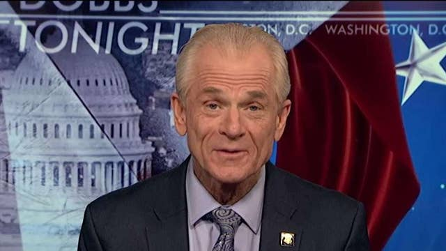 Peter Navarro: 'It's up to the Chinese' to agree on trade deal