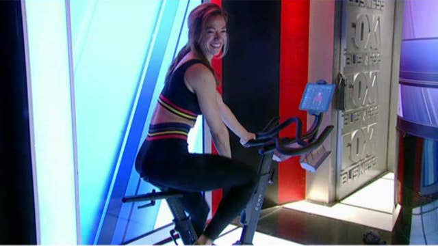 Peloton pedals into competition with Echelon Fitness bikes