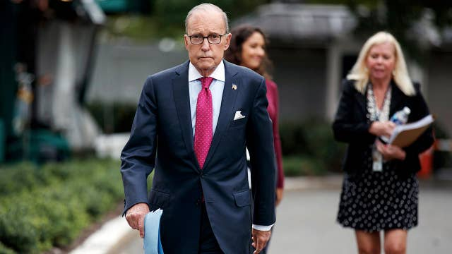 Kudlow: If China doesn't follow deal, there will be 'snapback on tariffs'
