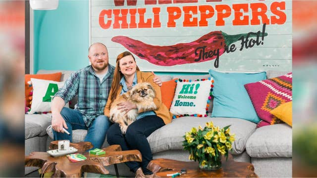 Take a tour of this dream house for Chili's superfans
