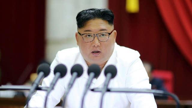 Kim Jong Un vows 'offensive' measures to protect North Korea