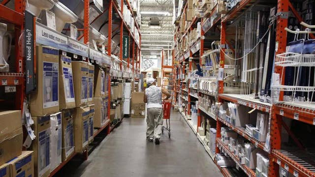Home Depot blames opioid crisis for shoplifting spike