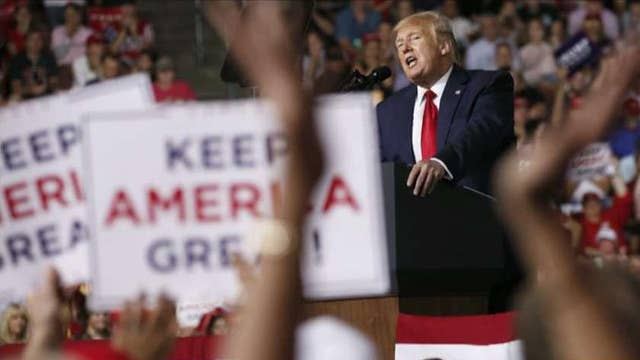 Markets are betting on a Trump 2020 win: Grover Norquist