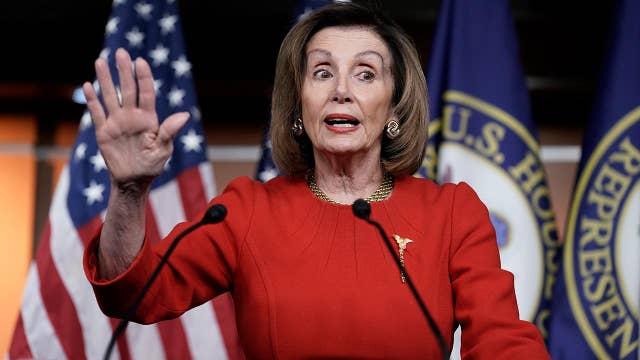 Why is Pelosi delaying sending impeachment to Senate?