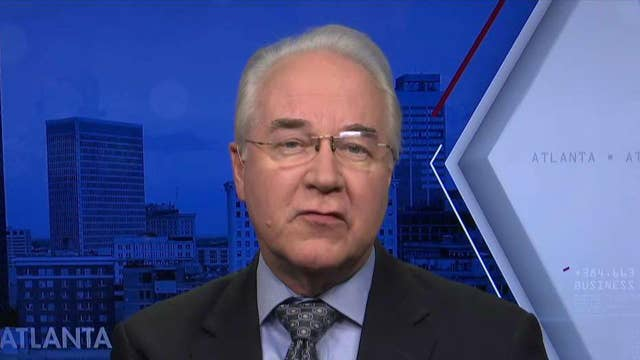 Tom Price on how health care could affect the 2020 election