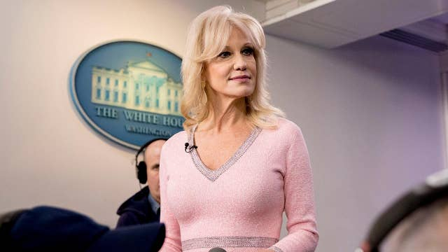Kellyanne Conway: Trump has 'elevated' women throughout his career