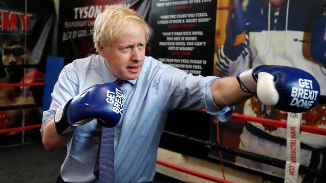 Boris Johnson's former boss: It's by no means certain Boris will win
