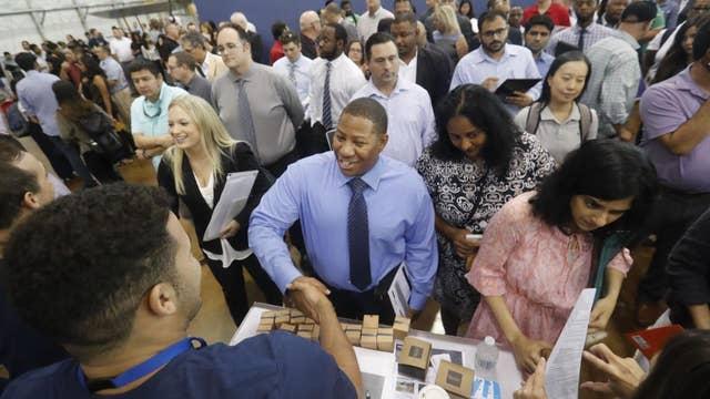 US economy adds 266K jobs in November
