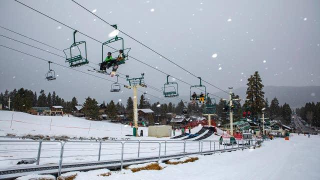Winter weather threatening holiday travel