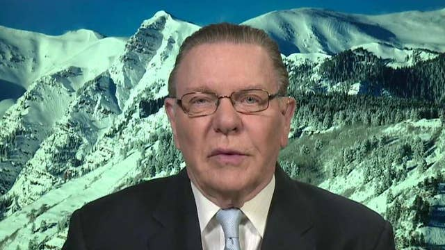 North Korea turns to threatening US over sanctions: Gen. Keane