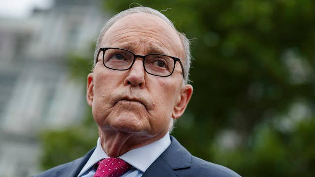 Larry Kudlow says Trump will let Americans keep private health care plans