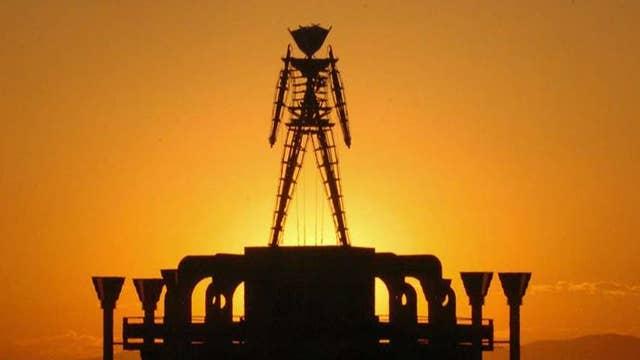 Burning Man organizers file fiery lawsuit