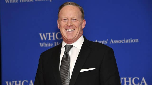 People are seeing their lives improve under President Trump: Sean Spicer