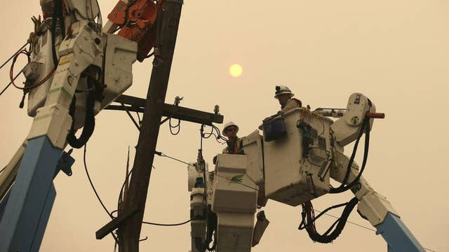 PG&E reaches $13.5B settlement for wildfire victims