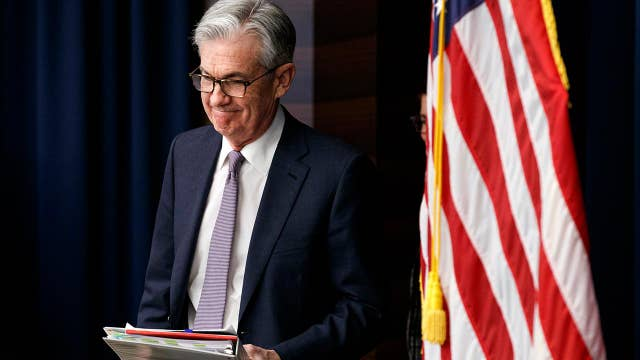 Federal Reserve chairman Jerome Powell remembers Paul Volcker