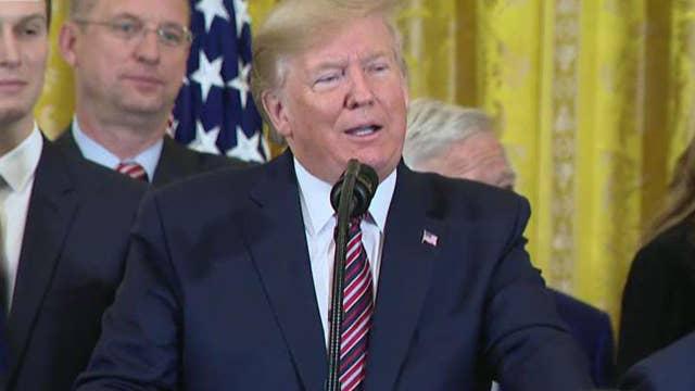 Trump explains executive order combating anti-Semitism
