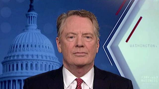 Lighthizer: Boeing-Airbus case may lead to US increasing tariffs on Europe