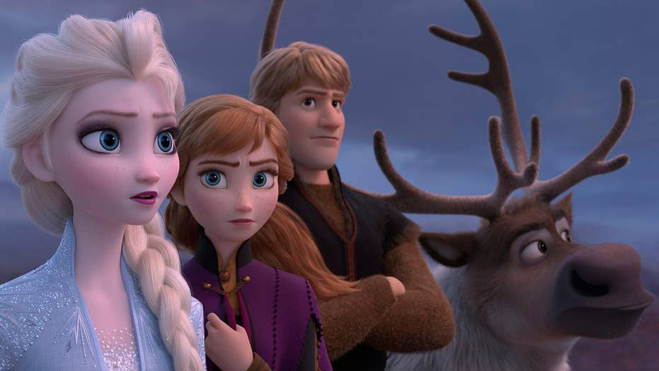 'Frozen 2' sets record; holiday shoppers spending large bucks
