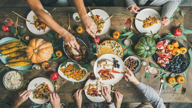 Would you charge a loved one for a holiday meal?