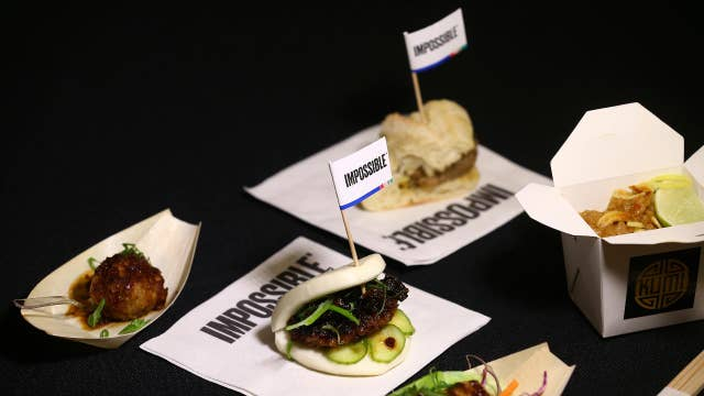 Impossible Foods testing bacon alternative