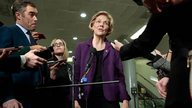 Father confronts Elizabeth Warren over student loan plan