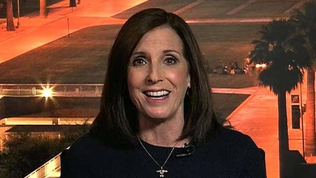 Arizona sees shift in immigration problem: Sen. McSally