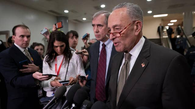 Chuck Schumer had a different take on impeachment in 1990s