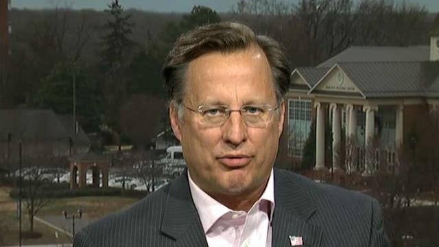 China has an economic, technology war planned against America: Former Rep. Dave Brat
