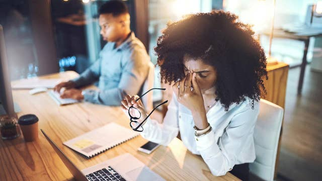 90% of Americans go to work sick: Study