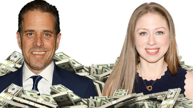 Is Chelsea Clinton an example of 'crony capitalism'?