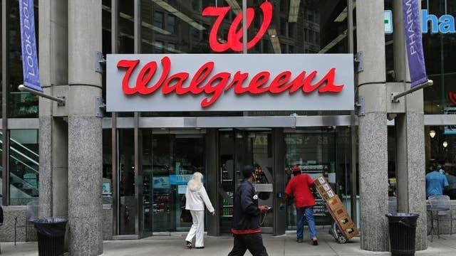 Walgreens shares slump after falling short of its expected profits