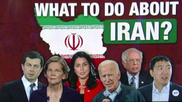Kennedy: 2020 candidates need to answer Iran question