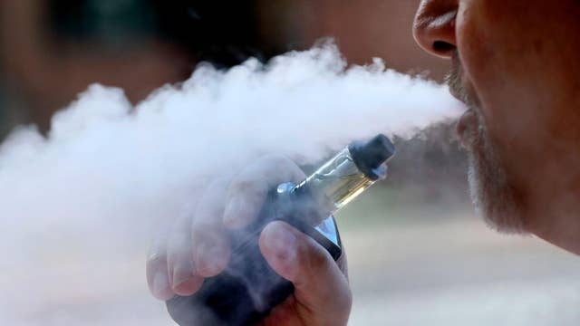 FDA expected to ban some fruit-flavored vaping products: Report