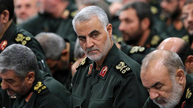 Soleimani was primary reason Iranians couldn't overthrow government: Retired Lt. Gen.