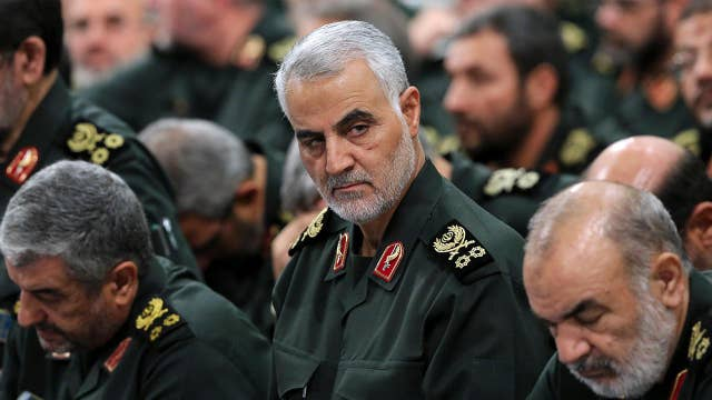 White House confirms US responsible for strike that killed top Iran general