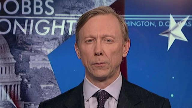 Brian Hook on Iran: Trump has shown restraint, strength 'at the right times'