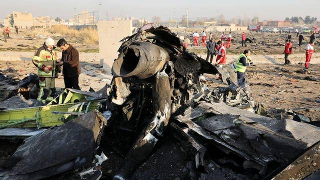 Boeing ready to assist 'in any way needed' following 737 crash in Iran
