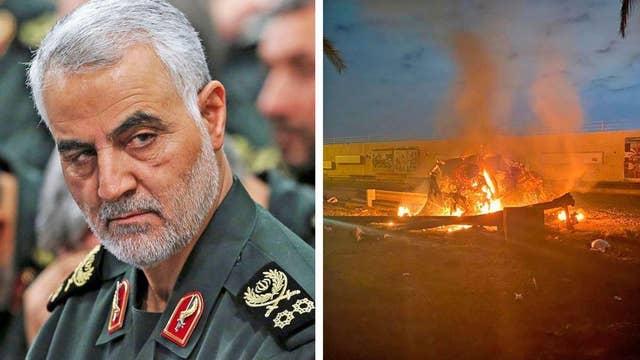 Soleimani strike was appropriate, much needed: Rep. Brad Wenstrup