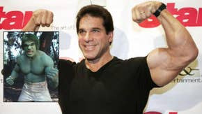 Lou Ferrigno on becoming New Mexico sheriff's deputy: I'd like to be a real-life hero