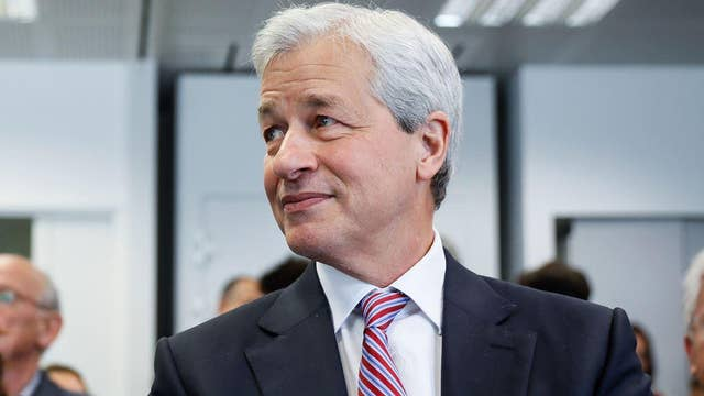 Dimon: America has world's most dynamic health care system
