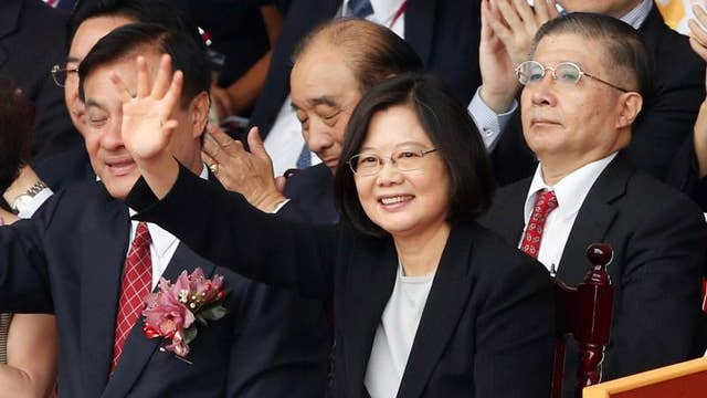 China could pose threat to Taiwan election: Report