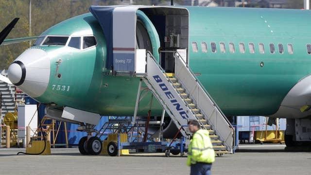 Boeing 737 Max shutdown will shave .5% off Q1 GDP: Economist